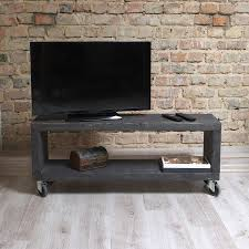 industrial tv unit  tv stand  cosywoodcouk