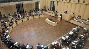 Der bundesrat feiert mit einem prominenten gast ein jubiläum. Am Freitag Kommt Der Bundesrat Zu Seiner 1 000 Sitzung Zusammen