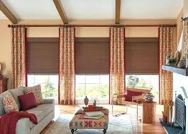 full size of blinds or curtains for living room custom pillows and matching drapery customize your blinds or curtains l75