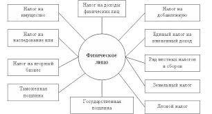 Физ лица в РФ и налоги Налоги в РФ для физических лиц % НДФЛ  14808988986360 jpg