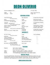 Resume Cv Cover Letter Principalsongwriterpublishermusician