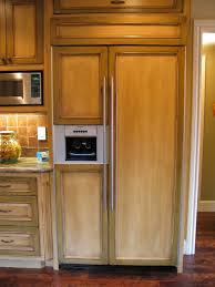 thermador built in refrigerator. amazing built in thermador refrigerator with door cabinet and kitchen design also microwave g