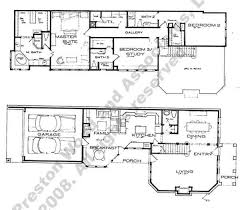 small two story house plans narrow lot beautiful narrow row house floor plans gebrichmond of small