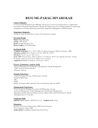 entry level project manager resume entry level project manager resume 45