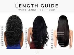 Curly Hair Length Chart Curly Hair 8 Inches 4 Bundles Short Human Hair Kinky Curly