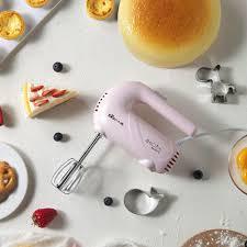 Máy đánh trứng gấu điện hộ gia đình mini đa chức năng eggbeater máy trộn  kem cầm tay nướng nhỏ | Lumtics | Lumtics - Đặt hàng cực dễ - Không thể  chậm trễ