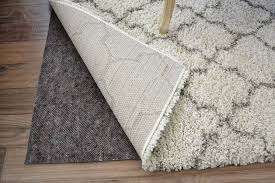 how to remove rug pad marks from a floor