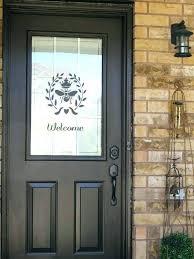 black paint for front door what paint to use on exterior door painting front door black