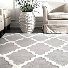 large grey area rug amazing hand woven gray area rug reviews main for white and grey