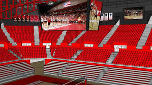 Bob Devaney Sports Center Seating Chart Volleyball Devaney Center To House New High Def Video Scoreboard