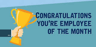 Emploee Of The Month Congratulations You Are Employee Of The Month