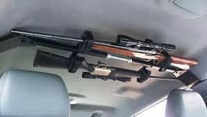 Center-Lok Overhead Gun Rack for Trucks | Great Day Inc.