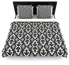 dark duvet covers dark red double duvet cover amanda lane black cream bohemia dark pattern cotton
