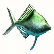 lustro fish i metal wall art on metal garden wall art australia with lustro fish i metal wall art buy online australia lilly