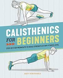 calisthenics for beginners step by
