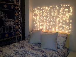 bedroom headboard fairy string lights in bedroom decoration cool lights in bedroom to make