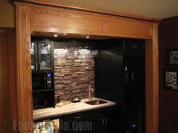 A backsplash can help individualize your kitchen design.