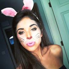 20 bunny makeup ideas