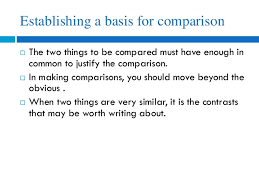 things to compare and contrast for an essay graphic organizer for enghow to write compare and contrast essays