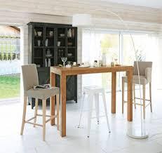 Cuisine table bar table de cuisine à rallonge | Amoretti decoration