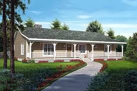 Ranch Style House Plan - 3 Beds 2.00 Baths 1792 Sq/Ft Plan #312