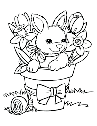 Spring Coloring Pages Free Spring Coloring Pages Free Printable