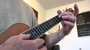 Christmas time is here, ukulele tutorial - YouTube