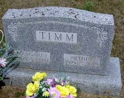 Arthur Gottlieb Timm (1895 - 1975) - Genealogy