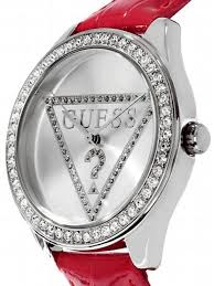 guess las watch tri glitz w0884l7 woman graythis guess w0884l7 watch oriented for women has a steel case with a circular shape and white color