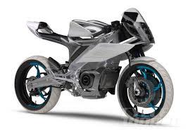 yamaha motorcycle. yamaha pes2 electric motorcycle concept 0