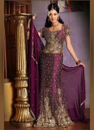 Lehenga Design 2018 Pakistani Purple Pakistani Bridal Lehenga Design 2018 Happyshappy
