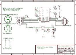 how to make a roomba serial interface make circuit diagram 94701997 b7e868bc59 94701997 b7e868bc59