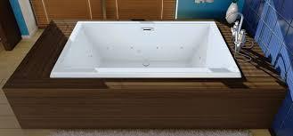 jetta tubs jacuzzi bathtub 60 x 32 soaker tub with jets