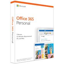 Microsoft Office 365 Personal 1 Benutzer 1 Jahr Download