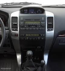 TOYOTA Land Cruiser 120 5 Doors specs - 2003, 2004, 2005, 2006 ...