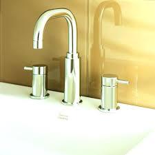 Bathroom Sink Faucet Repair Classy Standard Widespread 48 Handle High Arc Bathroom Faucet In American