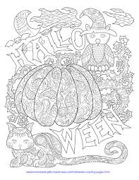 There are 20+ different pages to choose from. 75 Halloween Coloring Pages Free Printables