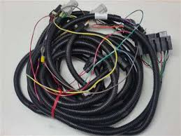 new style truck wiring harness 38813097