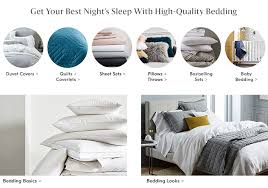 get your best night s sleep with high quality bedding