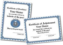 Formal Certificates Free Printable Formal Certificate Templates Landscape And Portrait
