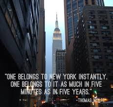 New York Quotes Custom 48 Inspiring Quotes About New York City LIFE OF SHAL