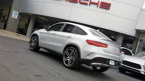 2020 mercedes benz gle 450 seating and cargo capacities. 2016 Mercedes Benz 4matic Gle 450 Amg Coupe For Sale Columbus Ohio Youtube