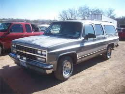1989 to 1991 Chevrolet Suburban for Sale on ClassicCars.com