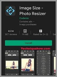facebook profile picture resize apps