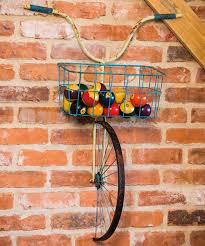 share  on metal bike with basket wall decor with cape craftsmen metal bicycle with basket wall d cor zulily