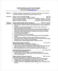 Gallery Of Sample Resume 34 Documents In Pdf Word Contemporary