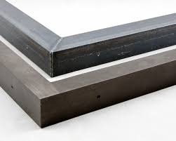 raw steel furniture. angle raw steel custom welded picture frames furniture