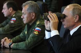Image result for putin strengthens military