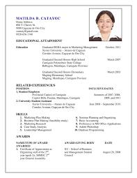 Create My Resume Free Resume Server Examples Create My Free Make