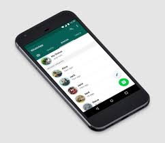 Whatsapp Design App Flutter Challenge Whatsapp Deven Joshi Medium